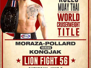 Lion Fight 56 Results