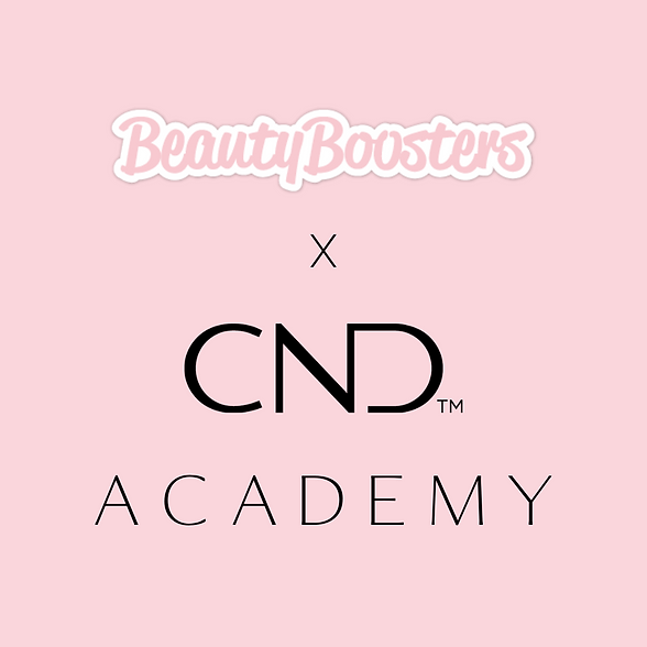 BeautyBoosters x CND Academy.png