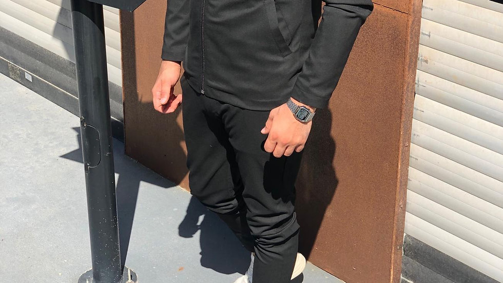 MEN'S FITTED TRACKSUIT