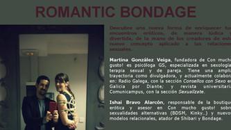 Taller de Romantic Bondage en Santiago