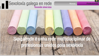 Nace Sexoloxía Galega en Rede