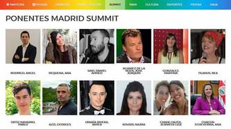 Conferencia Internacional de DDHH Madrid Summit 2017