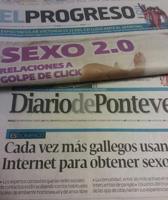 Colaboración El Progreso y Diario de Pontevedra