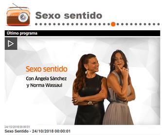 Entrevista en Sexo Sentido / Canal Sur Radio
