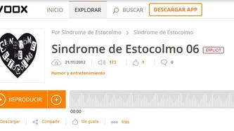 El Síndrome de Estocolmo