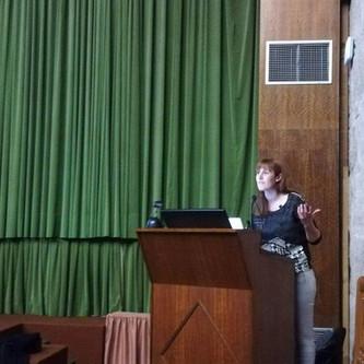 Conferencia sobre Asexualidad. Facultad de Medicina de la USC