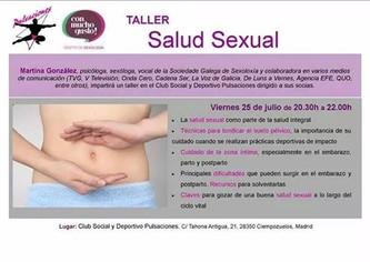 Taller Salud Sexual