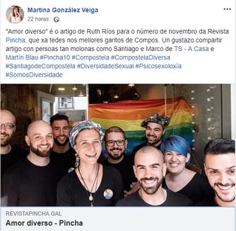 Amor Diverso - Revista Pincha