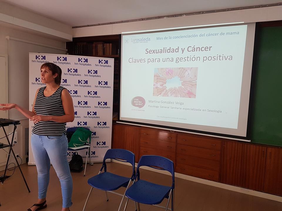 Sexología y cáncer en A Coruña
