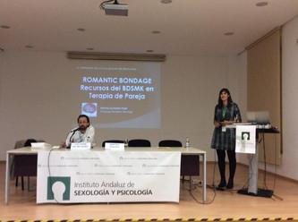 IV Jornadas de Actualización en Sexología de Málaga (Ponencia)