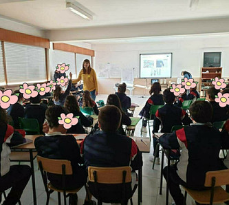 Jornada de educación sexual en el CPR San José de Pontedeume