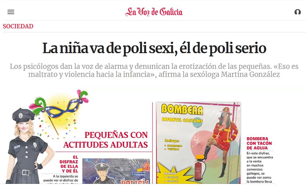 Martina Gonzalez Veiga Educación sexual