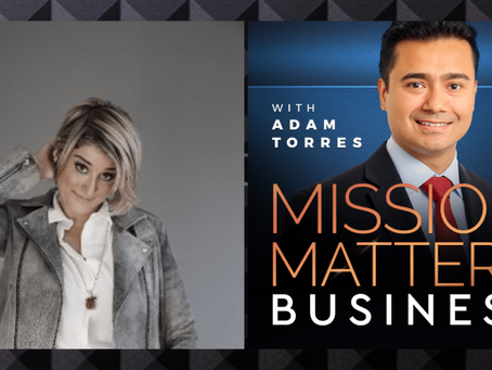 Mission Matters Business: The Urgent Need for Virtual Innovation in Education with Kim Rocco Shields