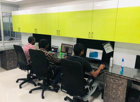 All New Design Centre!