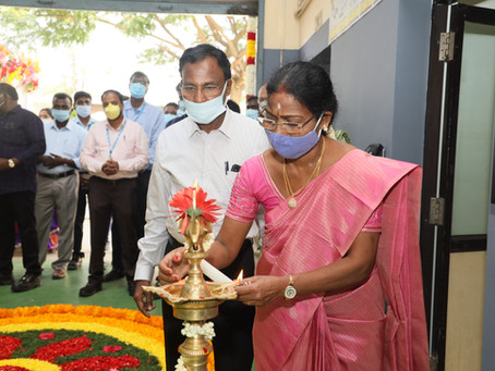 Revamped Factory Inauguration