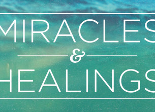 Miracles in our midst