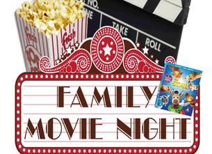 BIG Family Movie Night