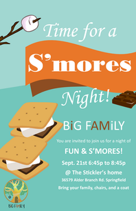 Everyone Love S'mores!
