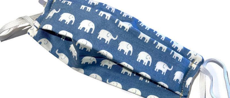 elephants / small bears - small