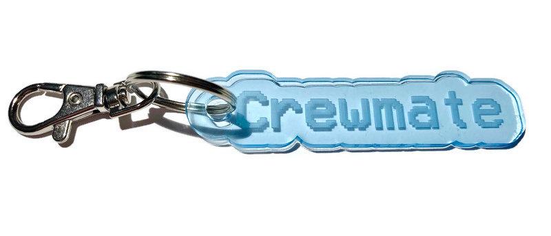 Crewmate keyring