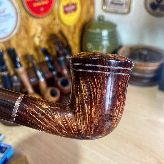 SOLD - Pipe 329