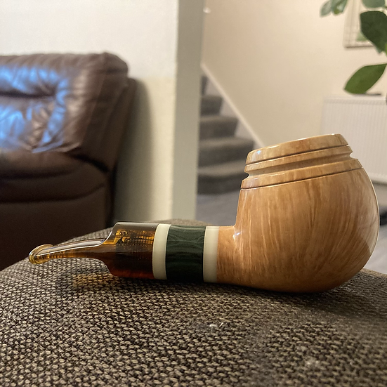 SOLD Pipe 337 - dimensions to follow