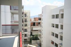 Inbetween of the Buildings