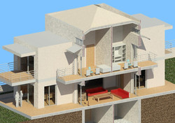 Archiectural model