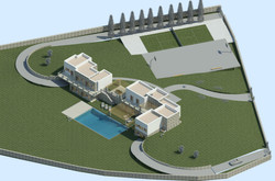 Luxurious Villas with swimming pool