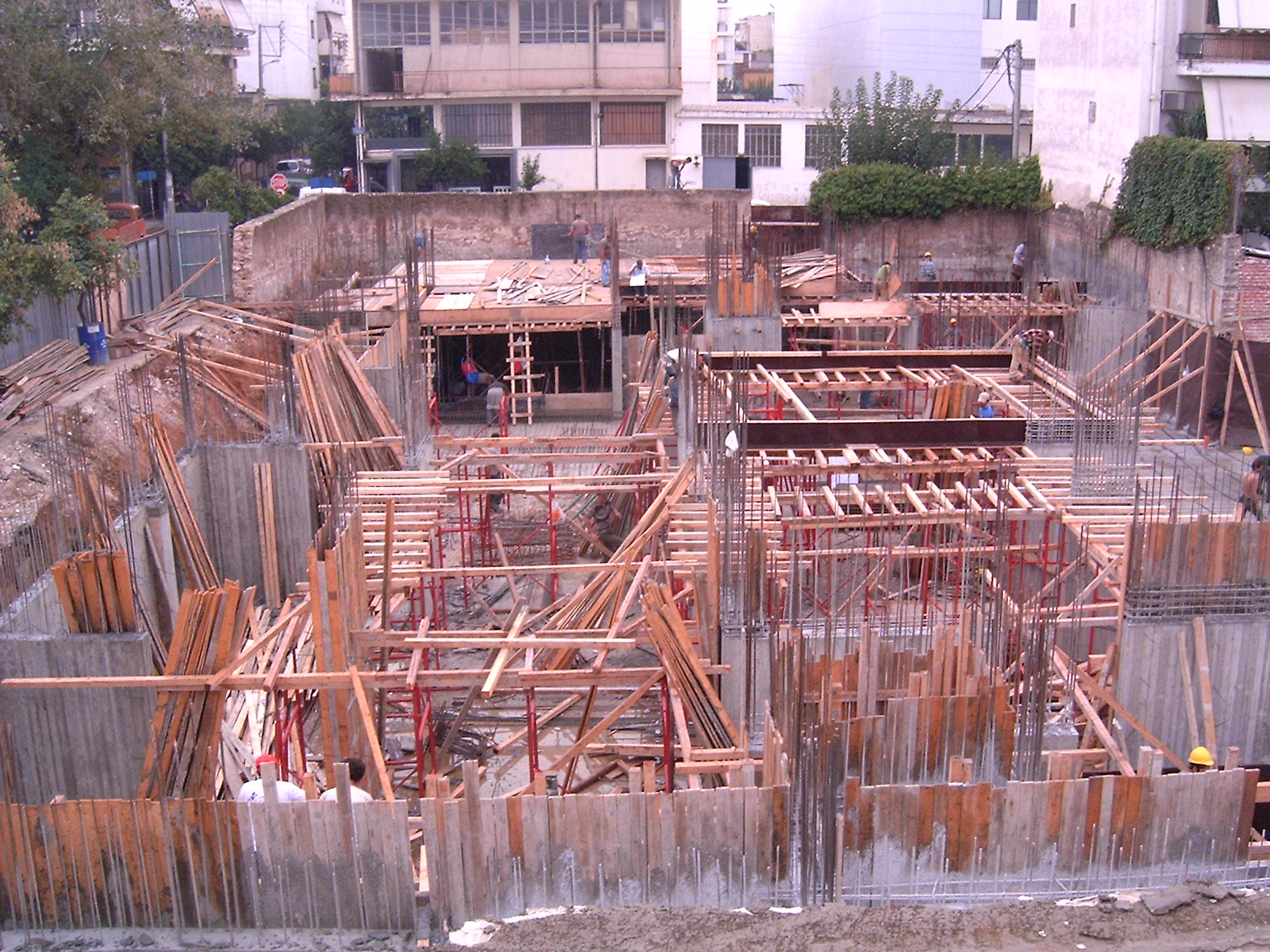 Basement & Foundation formworks