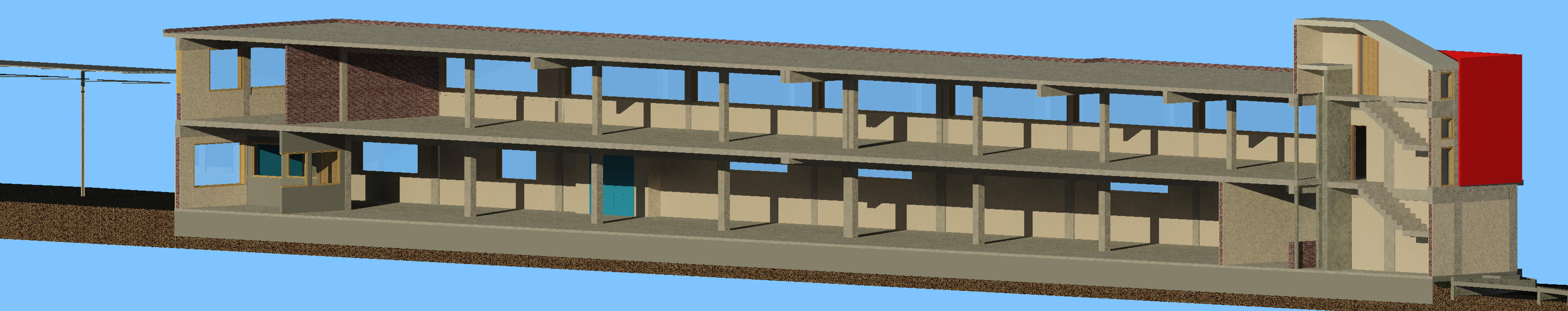 3D surveying & modeling