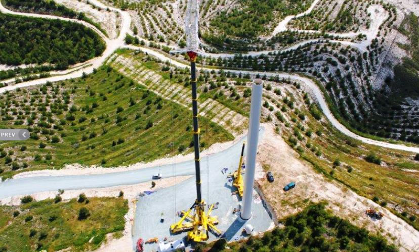 Turbine Placement