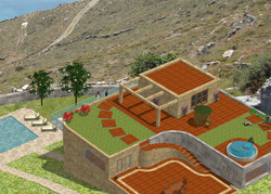 Architectural Proposal of a Villa