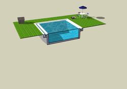 Swimming pool - Dionysos