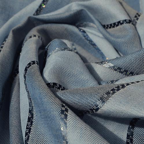 Balocco Bi-Colour dis.7622 Linen Sequins
