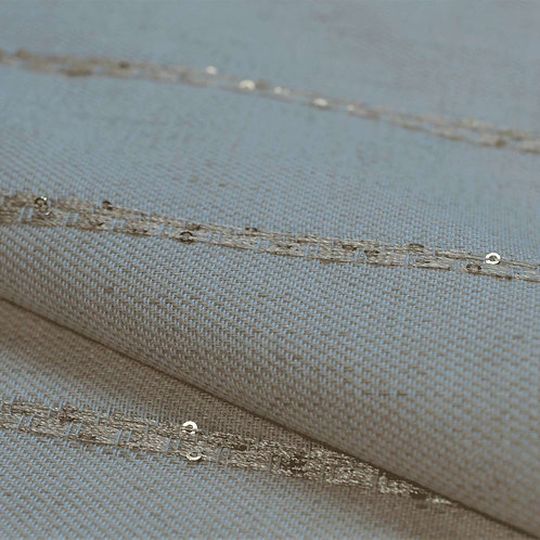 Balocco Bi-Colour Linen Sequins