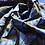 Thumbnail: Ivrea Navy Black Brocart