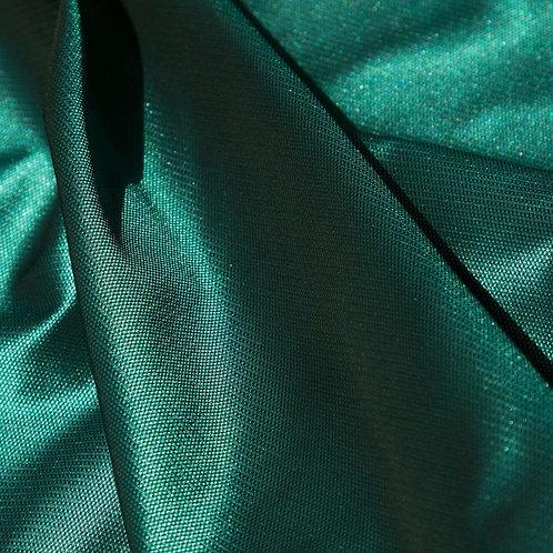 Turquoise Textured Taffeta