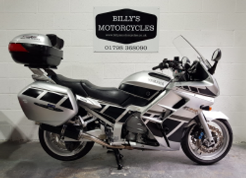 ***SOLD*** YAMAHA FJR1300