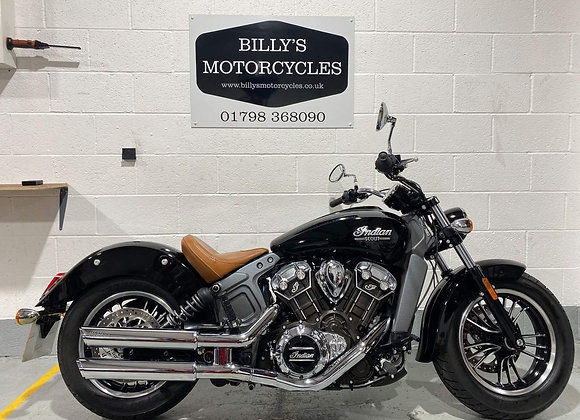 ***SOLD*** Indian Scout