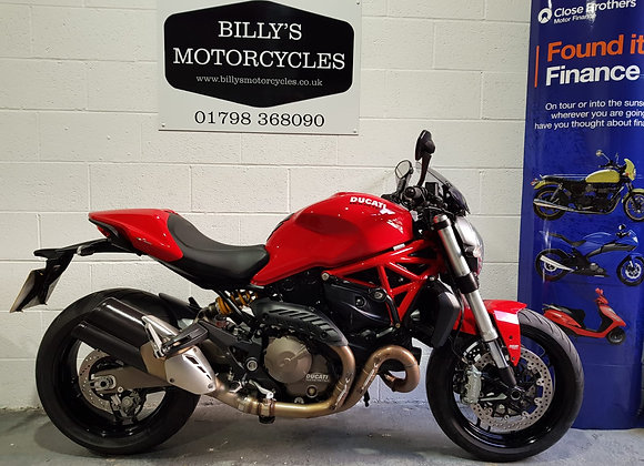 ***SOLD*** Ducati Monster 821 (ABS)