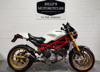 ***SOLD*** DUCATI S4RS