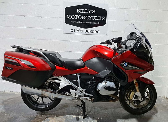 ***SOLD*** BMW R1200RT