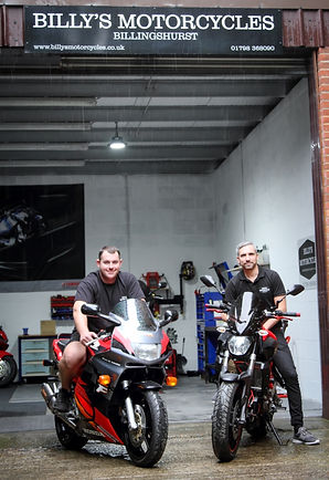 Billy's Motorcycles Owners