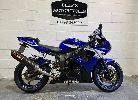 ***SOLD*** YAMAHA R6