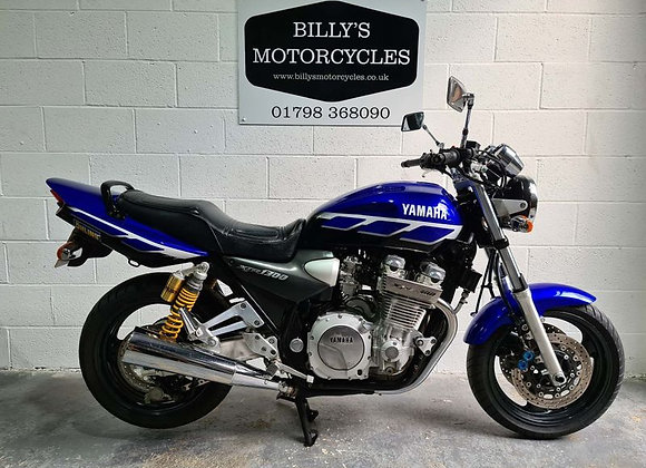 ***SOLD*** YAMAHA XJR1300SP
