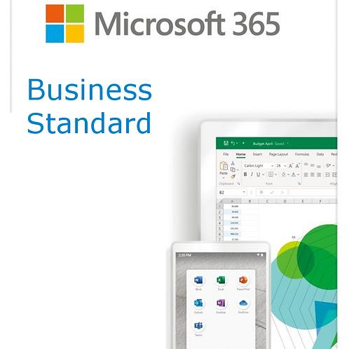 Microsoft 365 Zakelijk Standaard - Maandelijks
