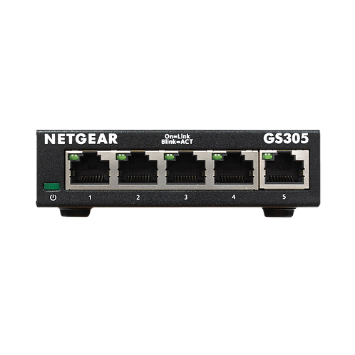 Netgear 5-poort Switch