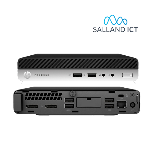 HP ProDesk 400 G5 - Mini PC