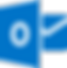 Hosted Exchange Outlook logo